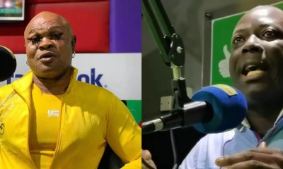 , Kumchacha speaks about Bukom Banku's bleaching and his artificial eye lashes, Frederick Nuetei
