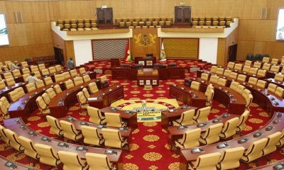 , Parliament is preparing to go virtual – Speaker of Parliament, Alban Baghin, Frederick Nuetei