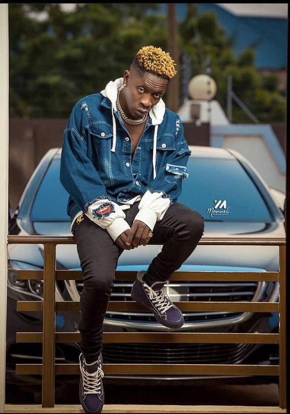""", """"I liberated this music industry. This they must know"""" – Shatta Wale says, Frederick Nuetei"""