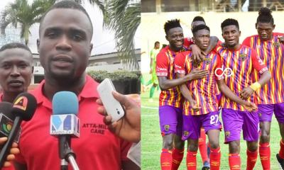 , Late former President Atta Mills son set to be named as MD of Accra Hearts of Oak, Frederick Nuetei