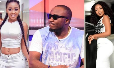 , DKB says Akuapem Poloo is ungrateful. Akuapem Poloo angrily orders him to apologize before she exposes him (video), Frederick Nuetei