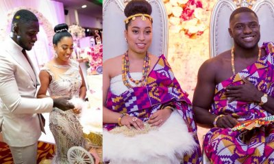 , Pastor Chris daughter Carissa Sharon and husband, Philip Frimpong welcome their first child, Frederick Nuetei