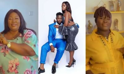 , Mother's Day: Medikal and Fella Makafui's drop dance battle video to mark the occasion, Frederick Nuetei