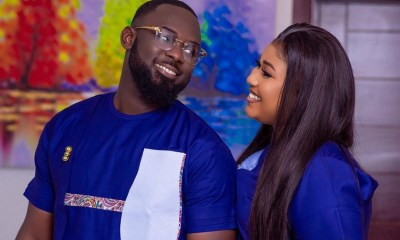 , Xandy Kamel and husband mark first wedding anniversary; shares lovely photos, Frederick Nuetei