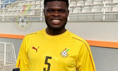 , Thomas Partey sacked from Black Stars camp for arriving late, Frederick Nuetei