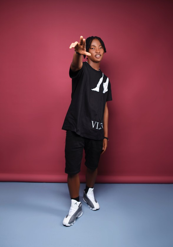 , Upclose with Ghanaian Afrobeats prodigy, Skannah, Frederick Nuetei