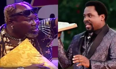 , TB Joshua made him get more money than boxing gave me – Ayitey Powers, Frederick Nuetei