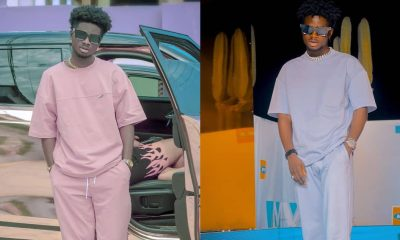 , Kuami Eugene releases first-ever photo of his real dad on Fathers Day, Frederick Nuetei