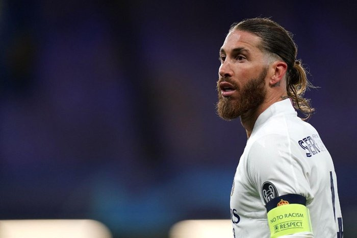 , Sergio Ramos leaves Real Madrid after 16 years at the club, Frederick Nuetei