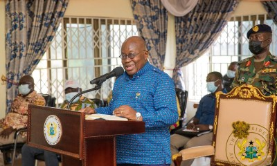 , 1million jobs to be created by the government over the next 3 years – Akufo-Addo, Frederick Nuetei