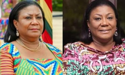 , Rebecca Akufo-Addo has lived up to her promise to refund allowances paid to her from 2017 to date; details drop, Frederick Nuetei