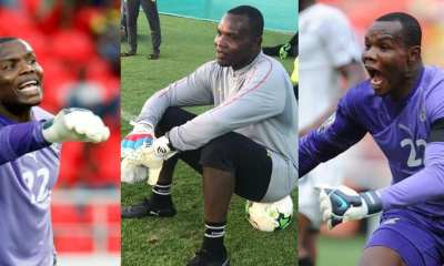 , Richard Kingston returns to the Black Stars technical bench as goalkeepers trainer, Frederick Nuetei