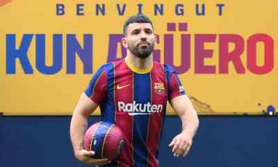 , Kun Aguero out with injury for 10 weeks, Frederick Nuetei