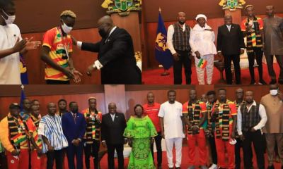 , Olympic hero Samuel Takyi gifted car and $30K by President Akufo-Addo after exploits in Tokyo, Frederick Nuetei