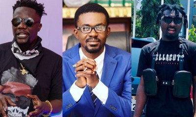 , Nam 1 finally reacts to Obibini and Amerado's viral 'beef', Frederick Nuetei