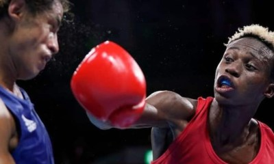 , Samuel Takyi becomes fourth Ghanaian boxer to win a medal at the Olympics, Frederick Nuetei
