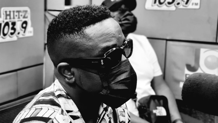 """, """"When it is time for me and Stonebwoy to have a conversation, it will happen organically"""" – Sarkodie, Frederick Nuetei"""