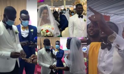 , Samuel Boadu becomes first Ghanaian coach to have a live telecast wedding, Frederick Nuetei