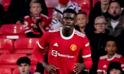 , Axel Tuanzebe rejoins Aston Villa on loan after extending Manchester United contract, Frederick Nuetei