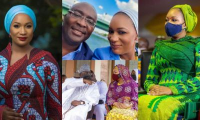 , Bawumia pens romantic message to wife Samira as she marks her 41st b'day, Frederick Nuetei