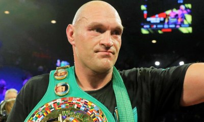 , Tyson Fury tops the list of most ranked boxers in the world owing to the latest rankings released by Ring Magazine, Frederick Nuetei