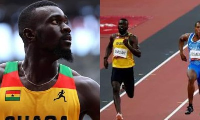 , Tokyo 2020: Joseph Paul Amoah misses out in Men's 200m final after coming fourth, Frederick Nuetei