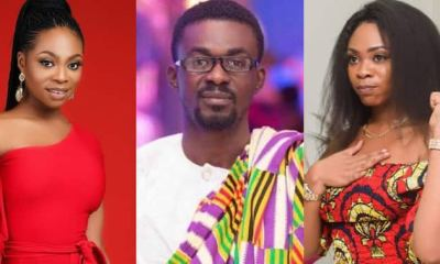 , Michy confidently addresses rumors that she slept with NAM1 in new video, Frederick Nuetei