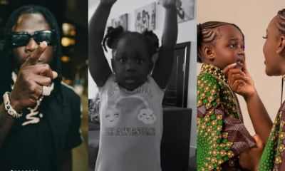 , Stonebwoy's daughter CJ begs forgiveness after Mum punished her (video), Frederick Nuetei