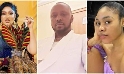 , Kpokpogri Has So Much of Your 'Intimacy' Tapes: Tonto Dikeh exposes popular married dancer Jane Mena, Frederick Nuetei
