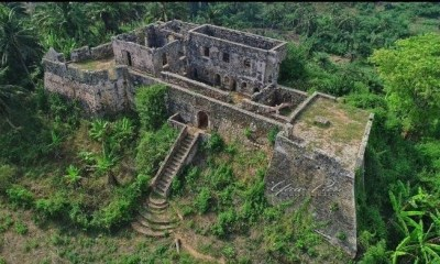 , 8 Historical Sites in Ghana worth visiting, Frederick Nuetei