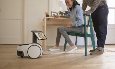 , Introducing Amazon Astro – Household robot for home monitoring, Frederick Nuetei