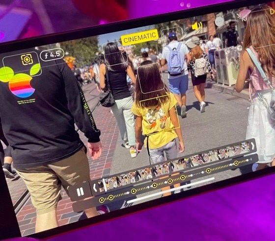 , How Apple built the iPhone 13's Cinematic Mode, Frederick Nuetei