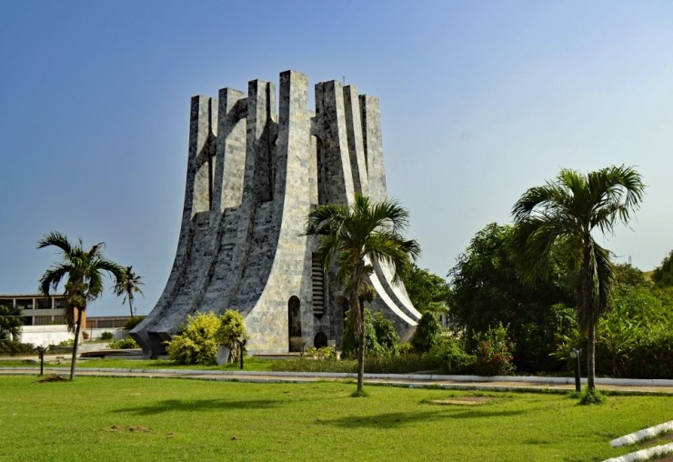 , Kwame Nkrumah Mausoleum and Memorial Park: What you need to know, Frederick Nuetei