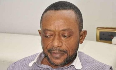 , Owusu Bempah rushed to the Police Hospital after court denied him bail; photo of him handcuffed pops up, Frederick Nuetei