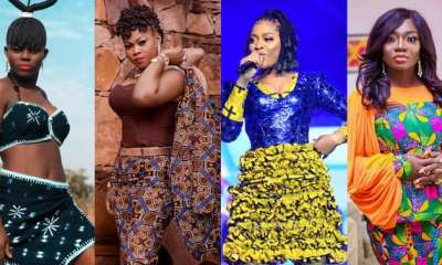 , Wiyaala and 4 other celebs who dazzle in African Print Fashion and make it a joy to behold, Frederick Nuetei