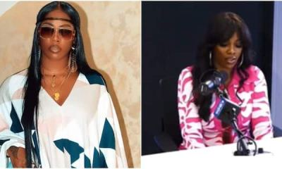 , Tiwa Savage: Nigerian singer being blackmailed over tape of Intimacy with lover, Frederick Nuetei