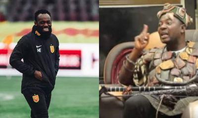 , I destroyed Michael Essien's career – Ghanaian spiritualist claims in video, Frederick Nuetei