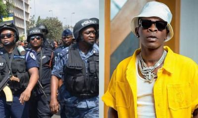 , Shatta Wale: Police mount search for musician following viral shooting report, Frederick Nuetei