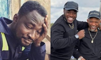 , Funny Face: Kennedy Osei speaks after actor insulted Fadda Dickson; shares photos, Frederick Nuetei