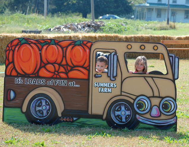 The Best Annual Festivals In Frederick, Maryland. Fall Harvest Festival.