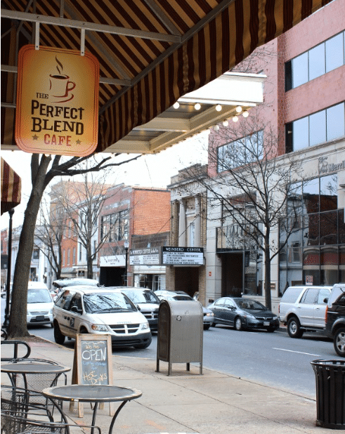 The Top 5 Underrated Coffee Shops in Frederick. The Perfect Blend
