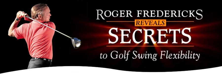 Golf Swing Flexibility