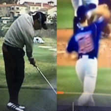 UNDERSTANDING SHOULDER ROTATION IN THE DOWNSWING