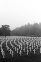 Henri-Chapelle American Cemetery And Memorial landschap