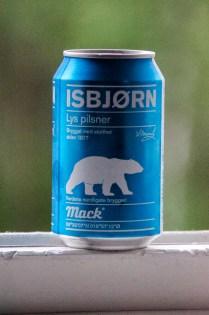 Mack Isbjørn beer