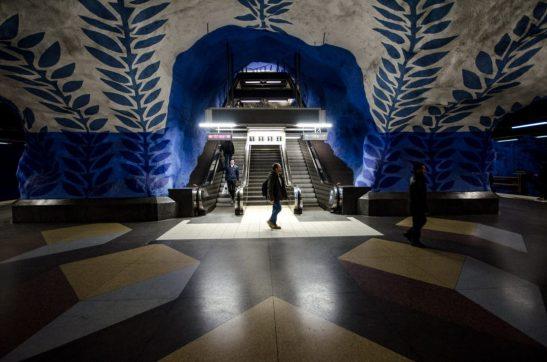 Subway - Stockholm, Sweden