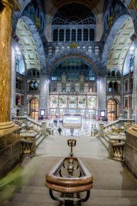 Central hall - Antwerpen