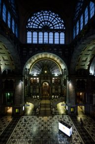 Centrall hall - Antwerp Central Station