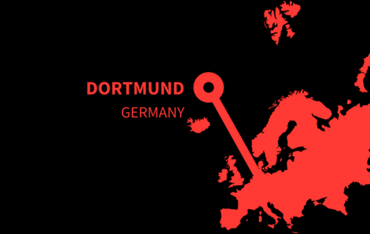 Must visit and important Instagram hashtags for Dortmund in Germany
