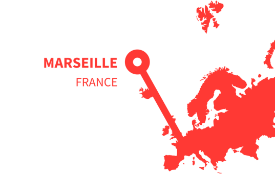 Must visit and important Instagram hashtags for Marseille in France